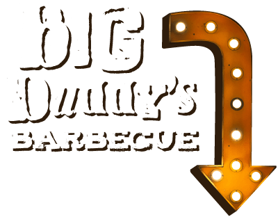 Menu - Big Daddy's Barbeque